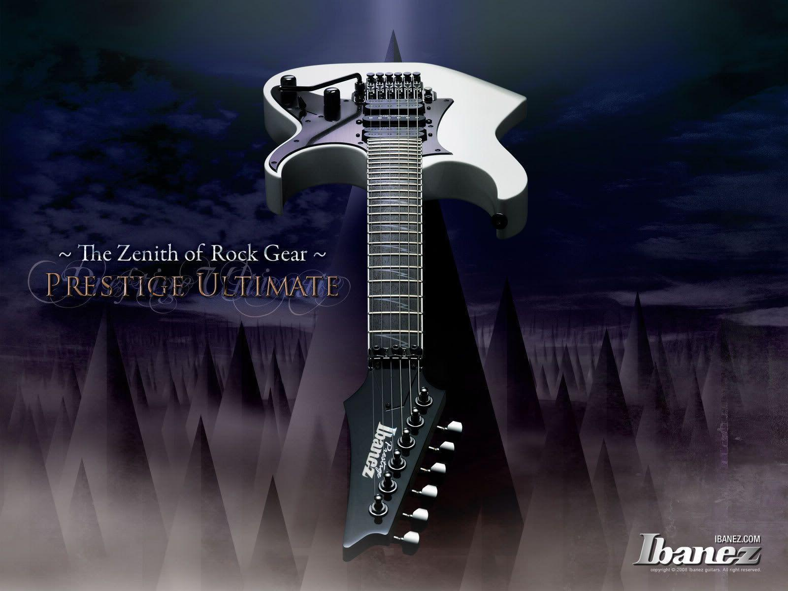 Wallpaper Anime Girl With Guitar Ibanez Wallpapers Wallpaper Cave