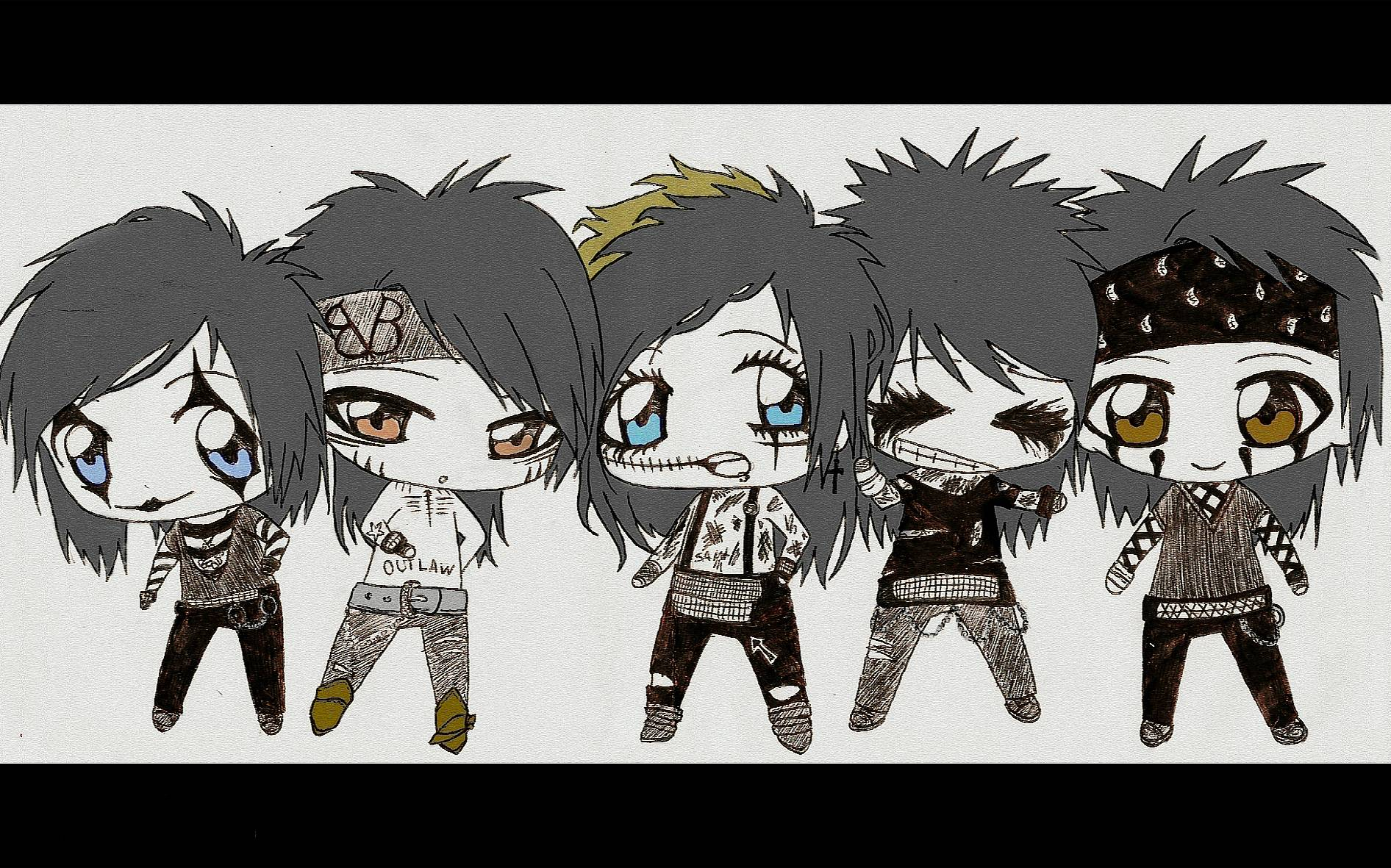 Falling In Reverse Logo Wallpaper Black Veil Brides Backgrounds Wallpaper Cave