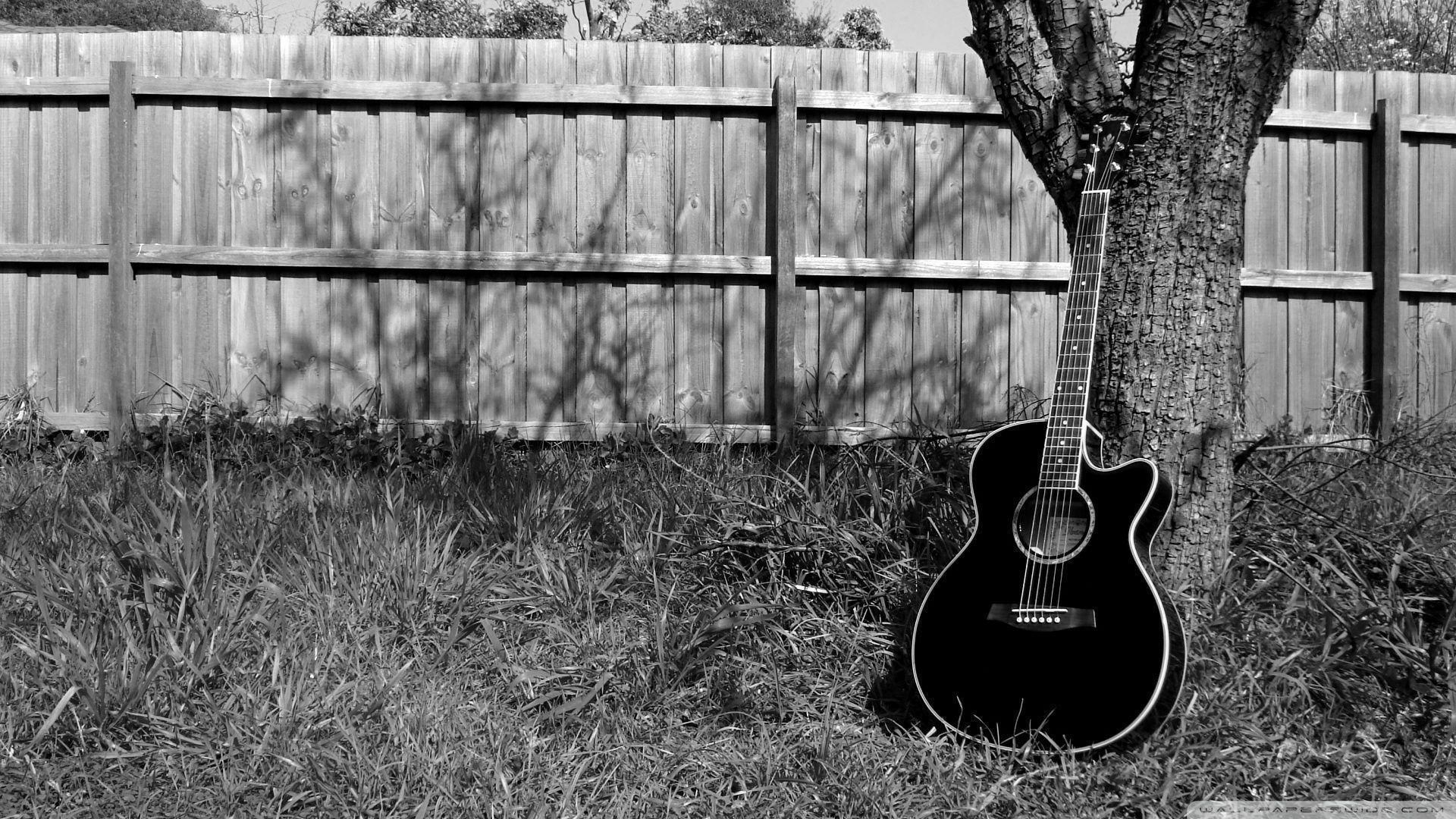 Acoustic Guitar Wallpaper For Facebook Cover With Quotes Acoustic Guitar Wallpapers Wallpaper Cave