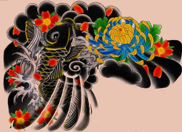 Japanese Tattoo Wallpapers - Wallpaper Cave