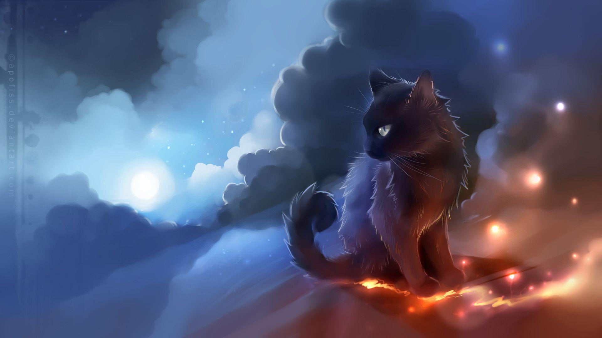 Warriors Cats Backgrounds  Wallpaper Cave