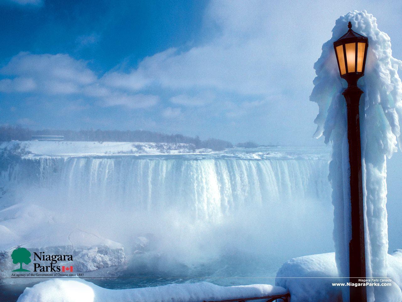 Niagara Water Falls Desktop Wallpaper Niagara Falls Backgrounds Wallpaper Cave