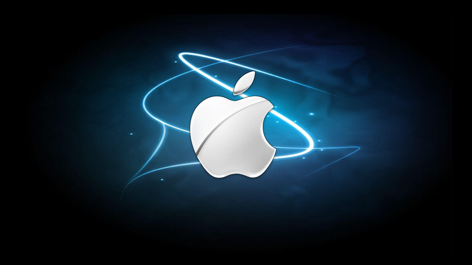 apple logo hd wallpapers