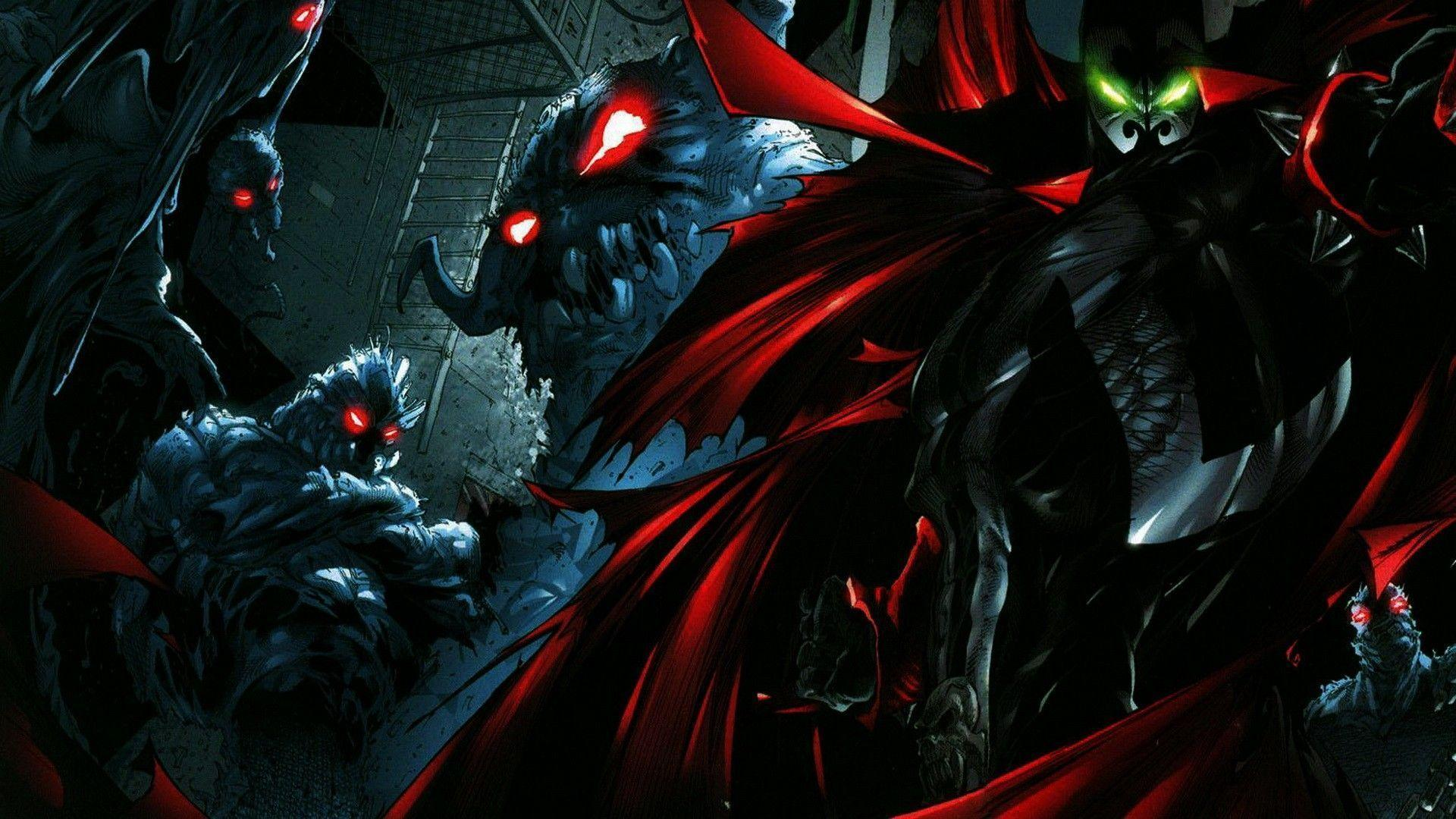 Rog Animated Wallpaper Spawn Wallpapers Hd Wallpaper Cave