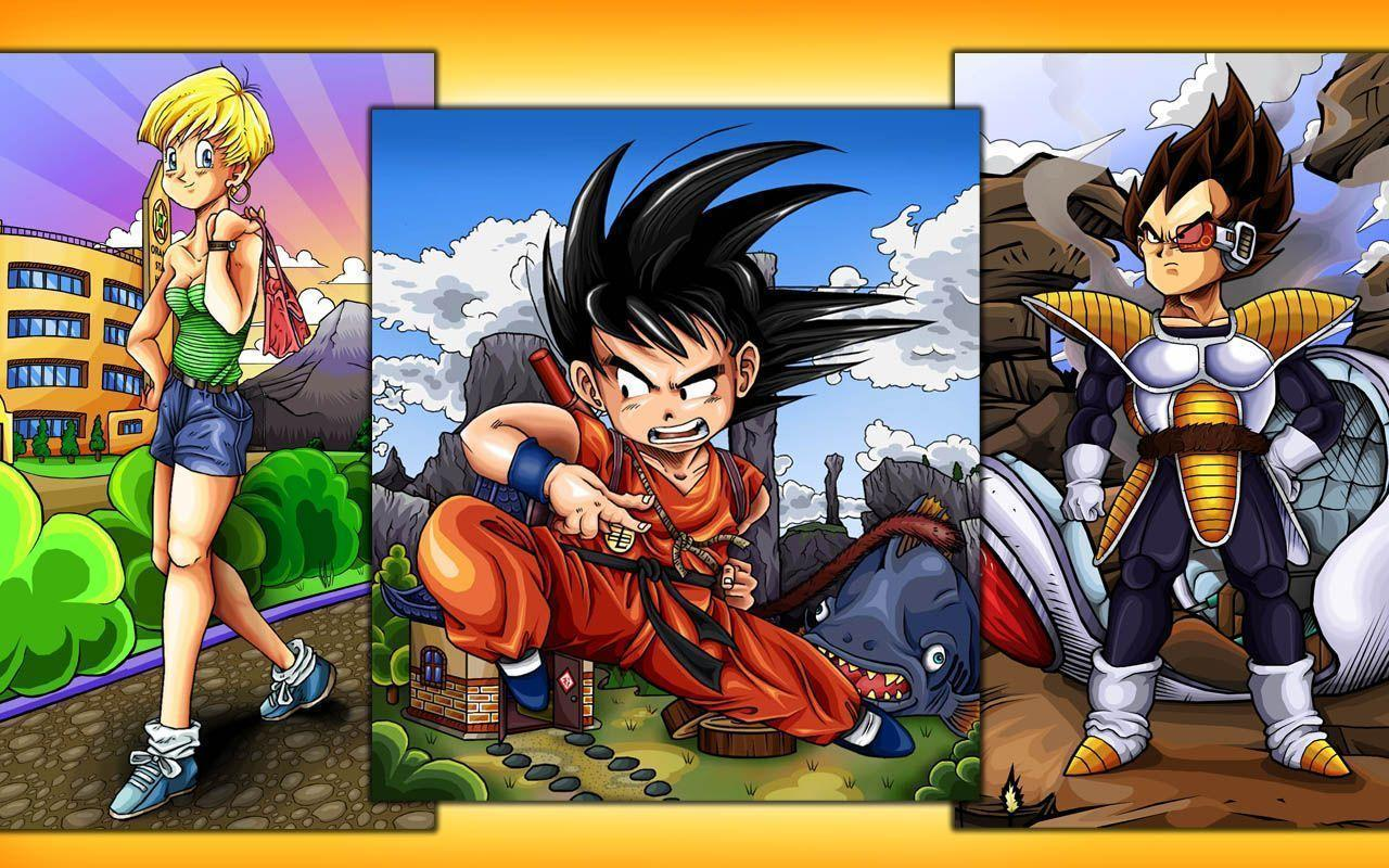 Caballeros Del Zodiaco Wallpapers 3d Dragon Ball Z Backgrounds Wallpaper Cave