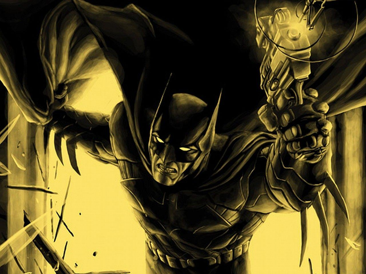 Batman Comics Wallpapers  Wallpaper Cave
