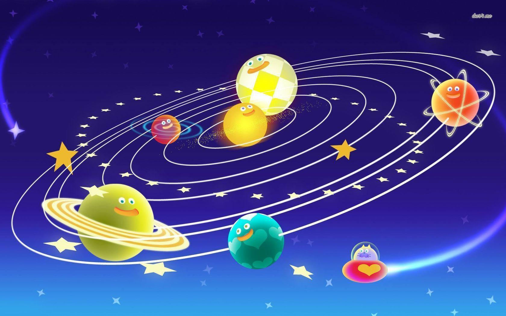 Image result for solar system clipart