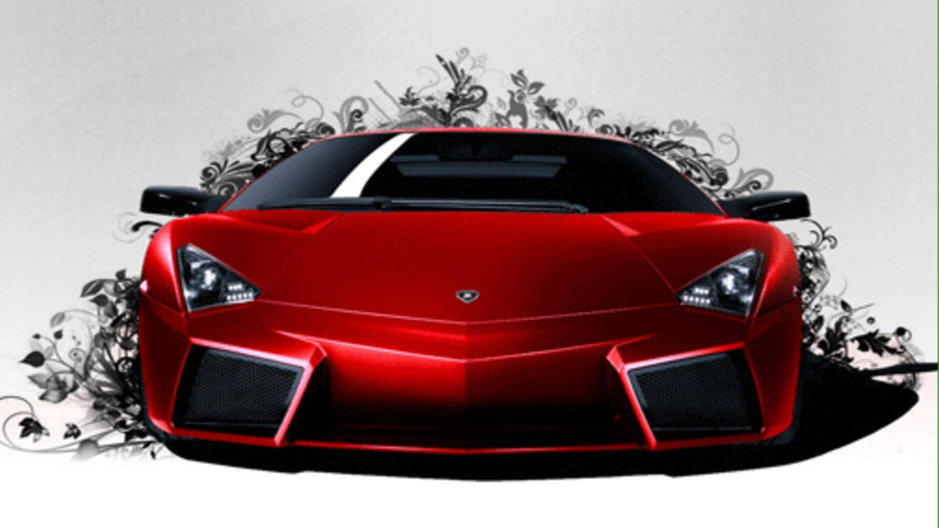 Red Lamborghini Reventon Wallpapers Wallpaper Cave