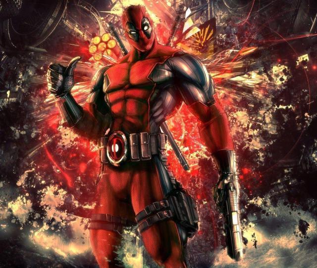 Deadpool Wallpaper Hd P Os