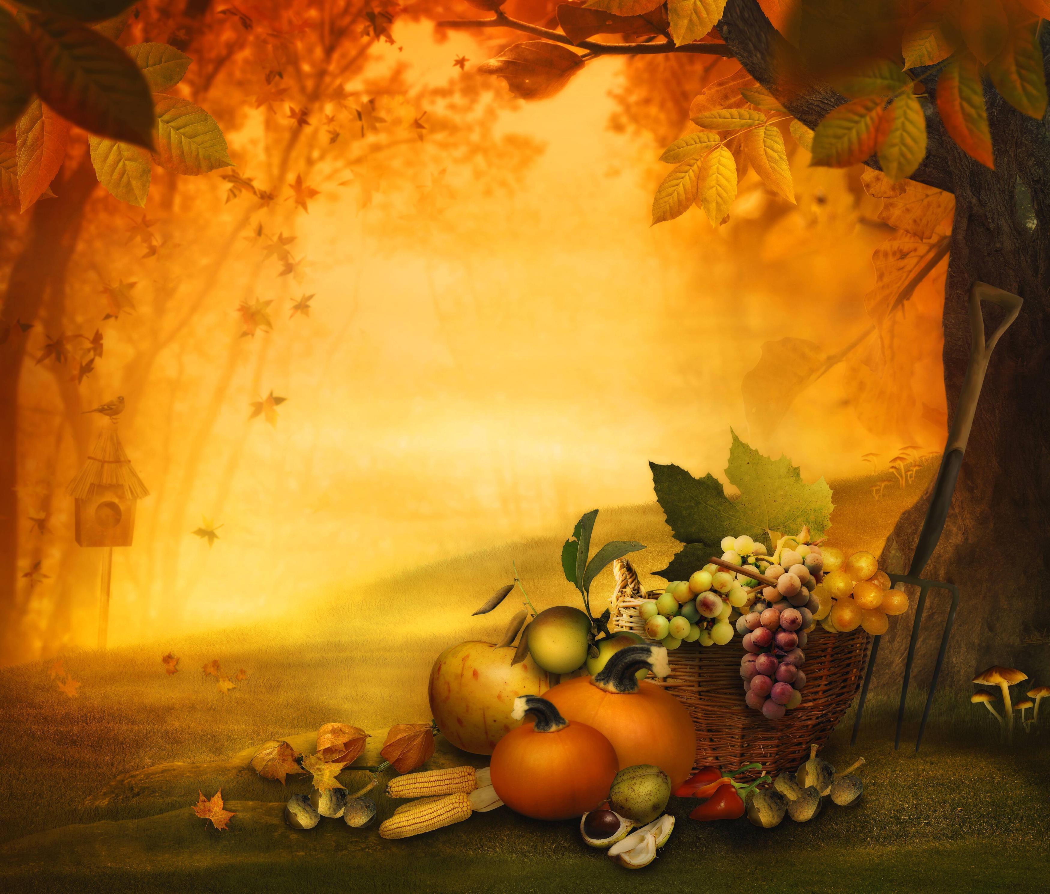 White Background Religious Thanksgiving Black And