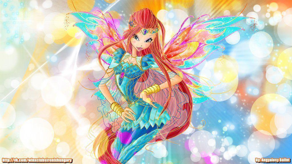 Winx Club Wallpapers For Iphone Winx Club Bloom Wallpapers Wallpaper Cave