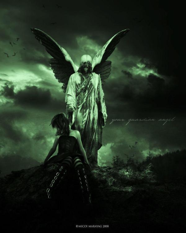 Guardian Angel deviantART