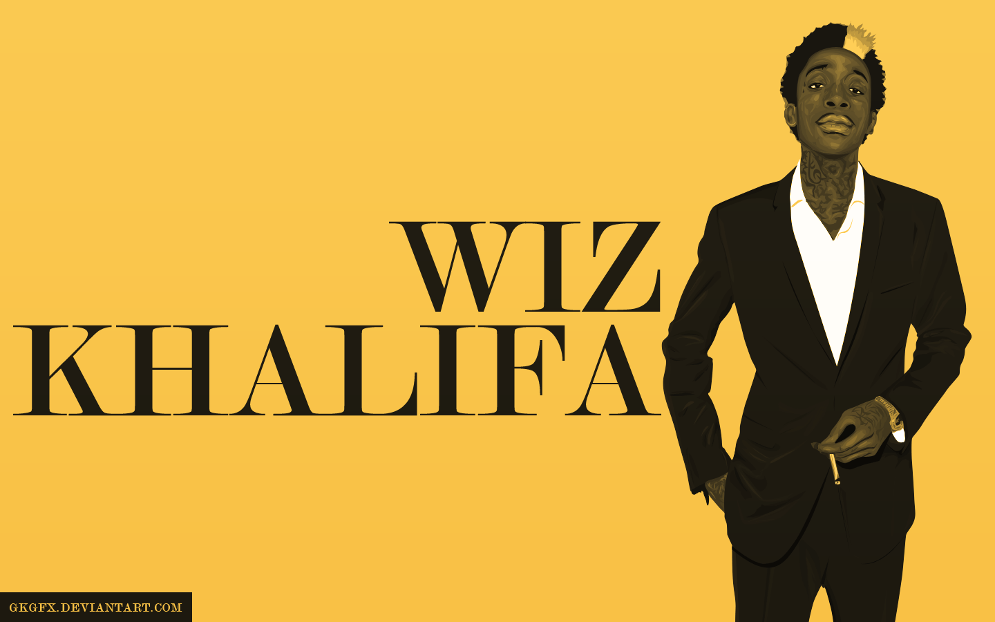 Create Quotes Wallpaper Online Wiz Khalifa Backgrounds Wallpaper Cave