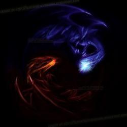 dragon eyes vs gi yu oh dragons dark slifertheskydragon fan element background fanpop eye deviantart wallpapers yugioh fanart drawings hd