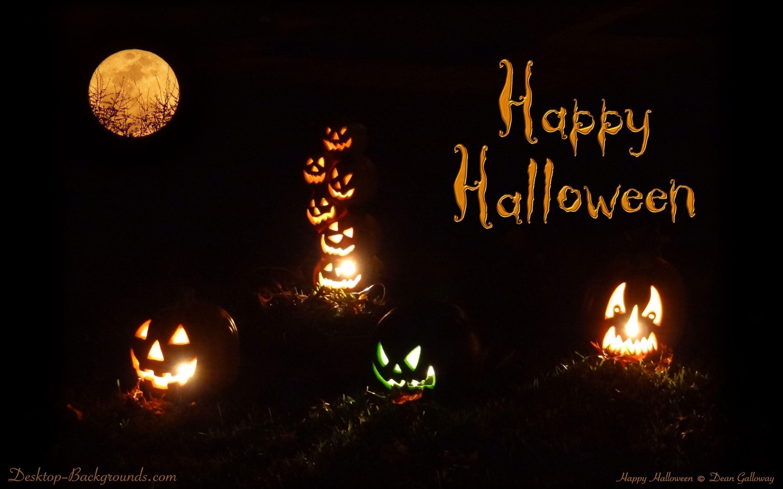 Cartoon Fall Wallpaper High Def Scary Happy Halloween Wallpapers Wallpaper Cave