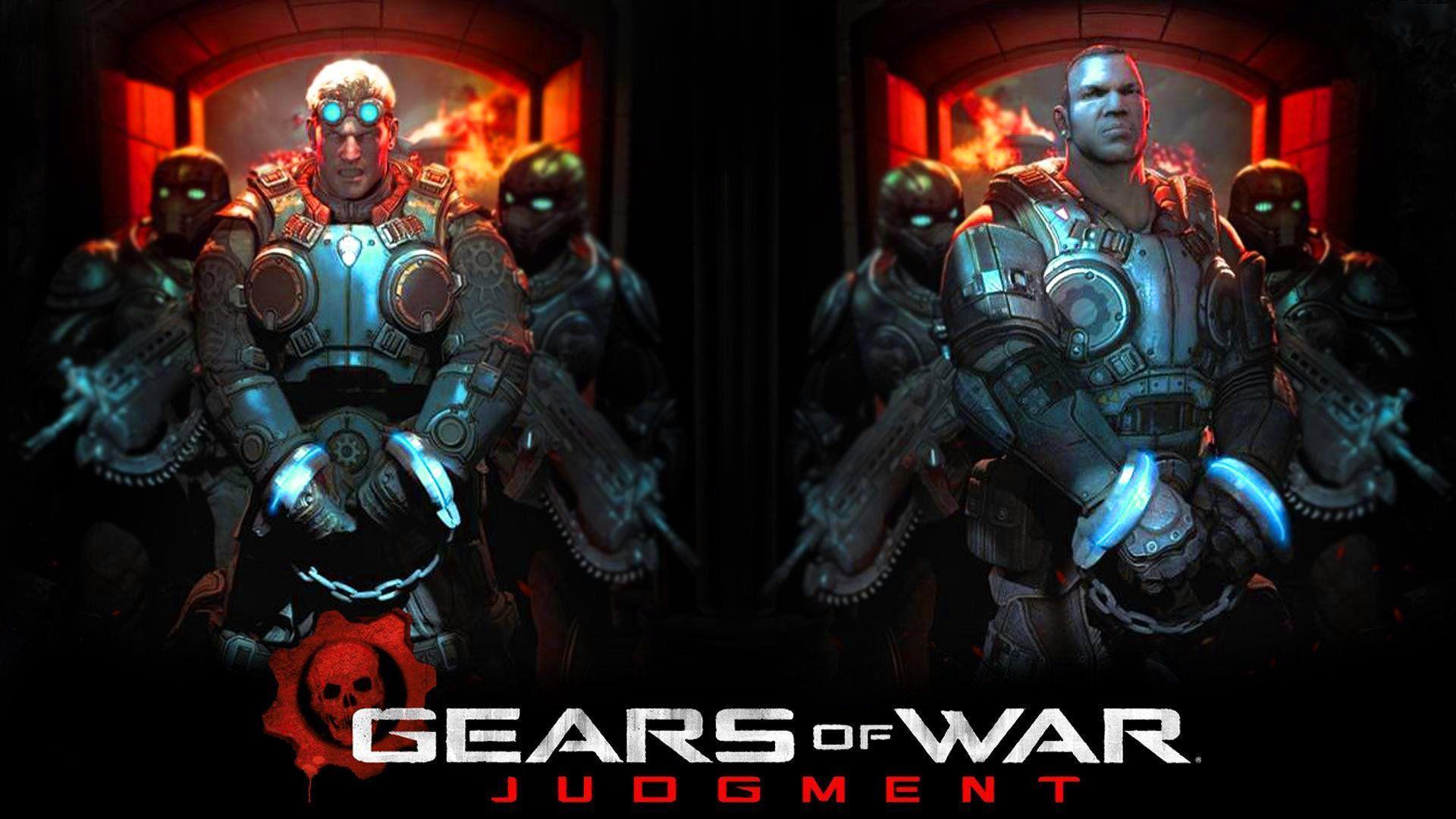 Gears War Judgement Hd Wallpapers