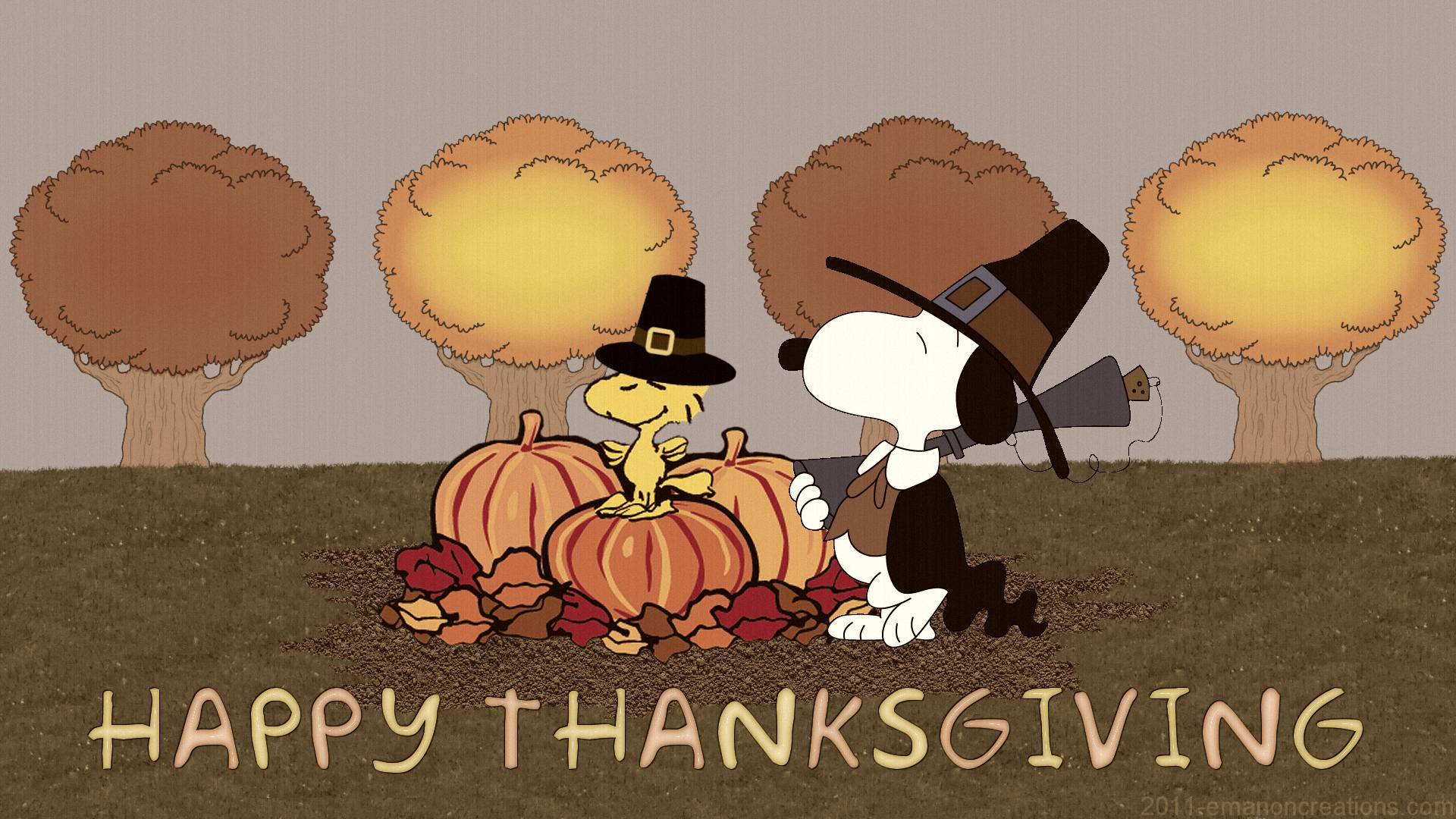 Peanuts Fall Iphone Wallpaper Charlie Brown Thanksgiving Wallpapers Wallpaper Cave