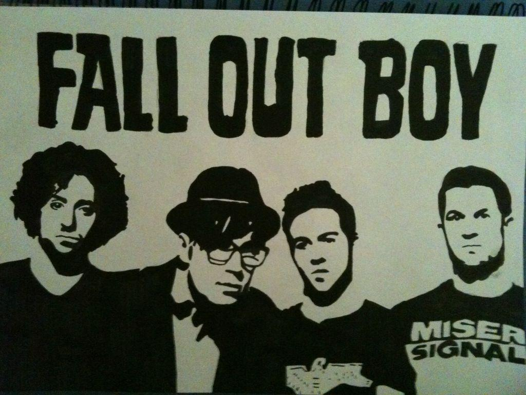 Fall Out Boy Wallpaper For Android Fall Out Boy Wallpapers Wallpaper Cave