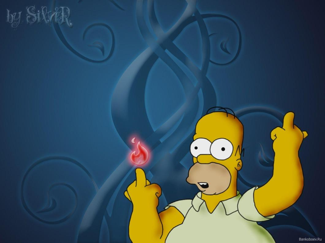 Homer Simpson Wallpaper Windows Bestpicture1org