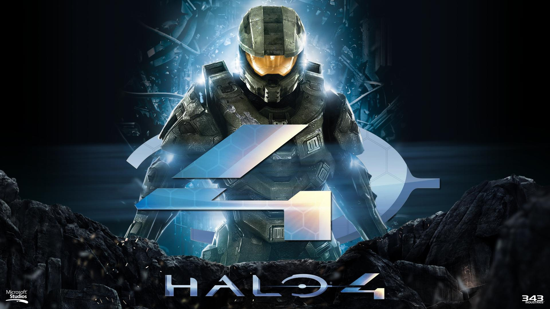 Cool Halo 4 Wallpapers
