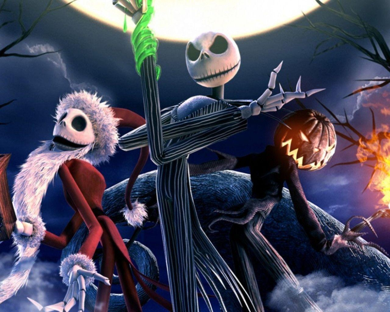 Night King Hd Wallpaper Nightmare Before Christmas Wallpapers Desktop Wallpaper Cave