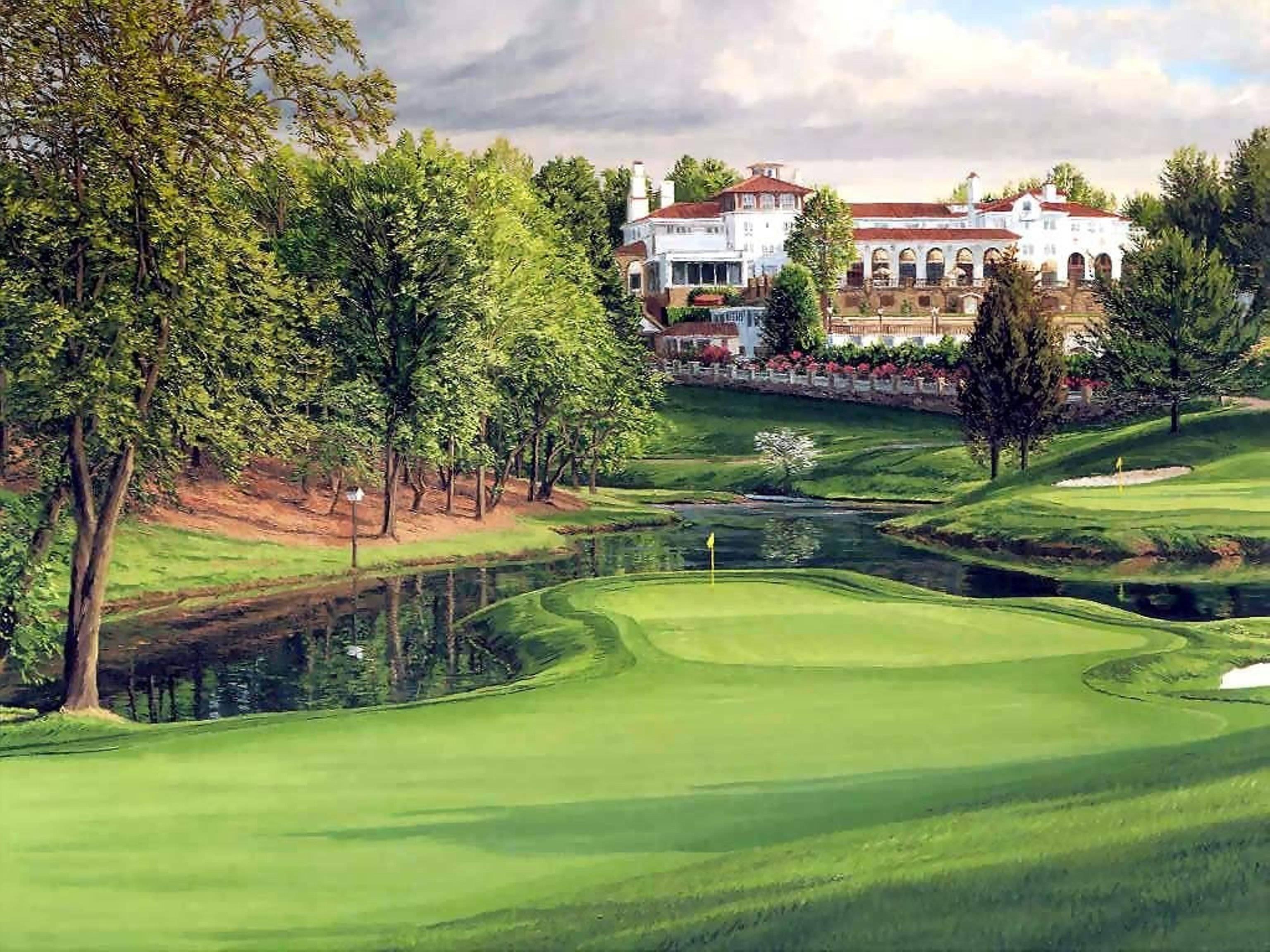 golf course wallpapers wallpaper