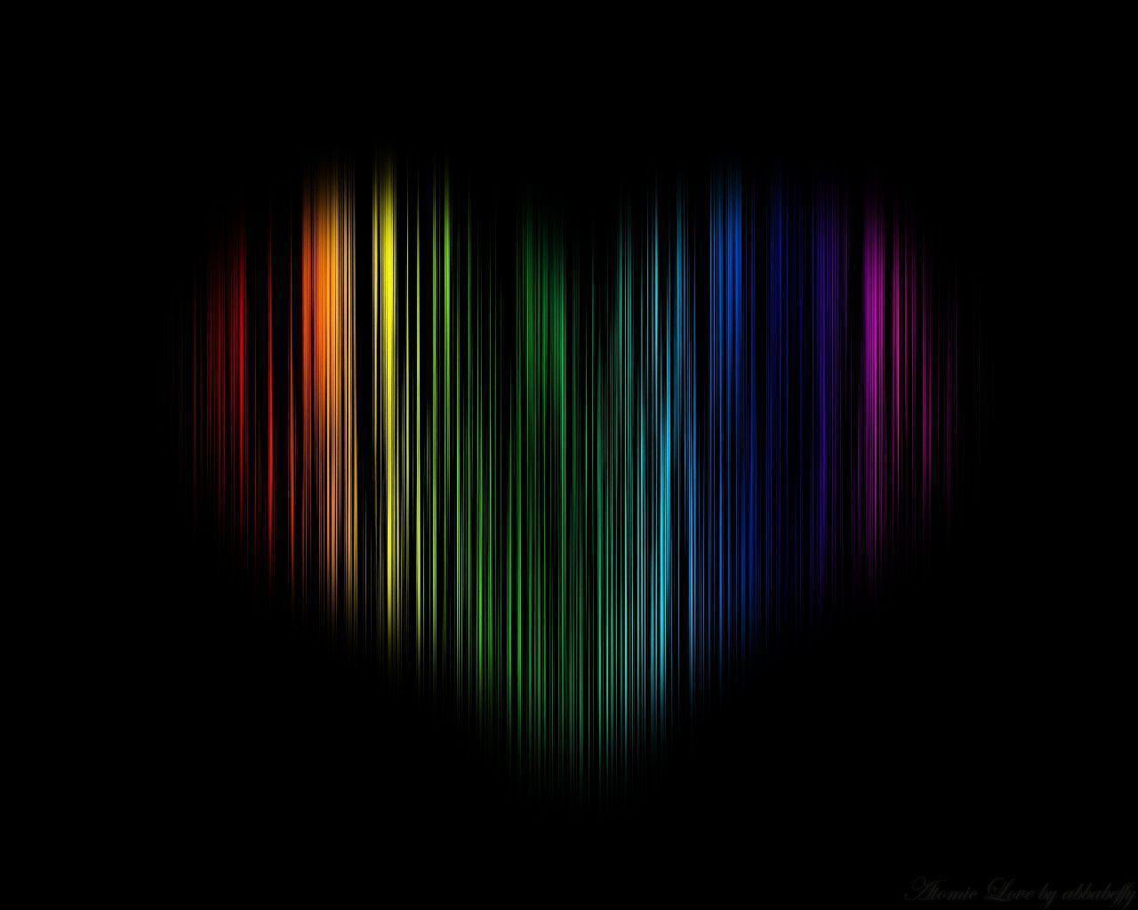 Rainbow 2048 Pixels Wide And 1152 Pixels Tall