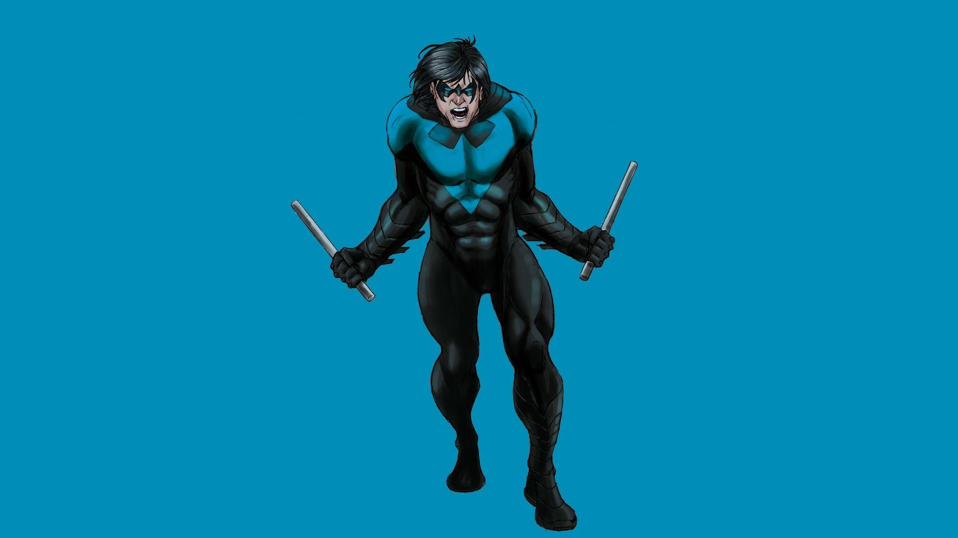 Create Iphone Wallpaper Quote Nightwing Wallpapers Wallpaper Cave