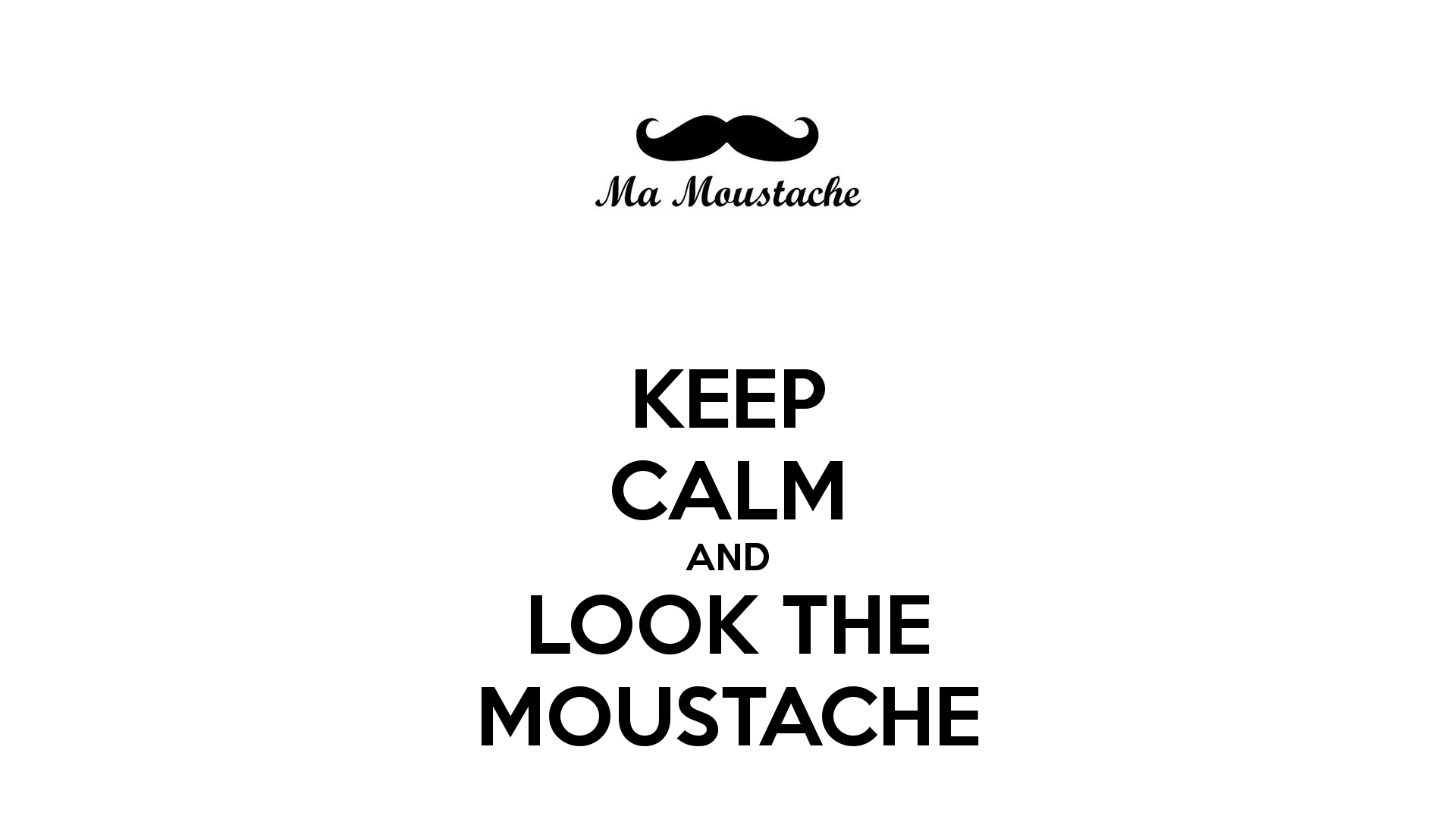 Cute Mustaches Wallpapers Moustache Wallpapers Wallpaper Cave