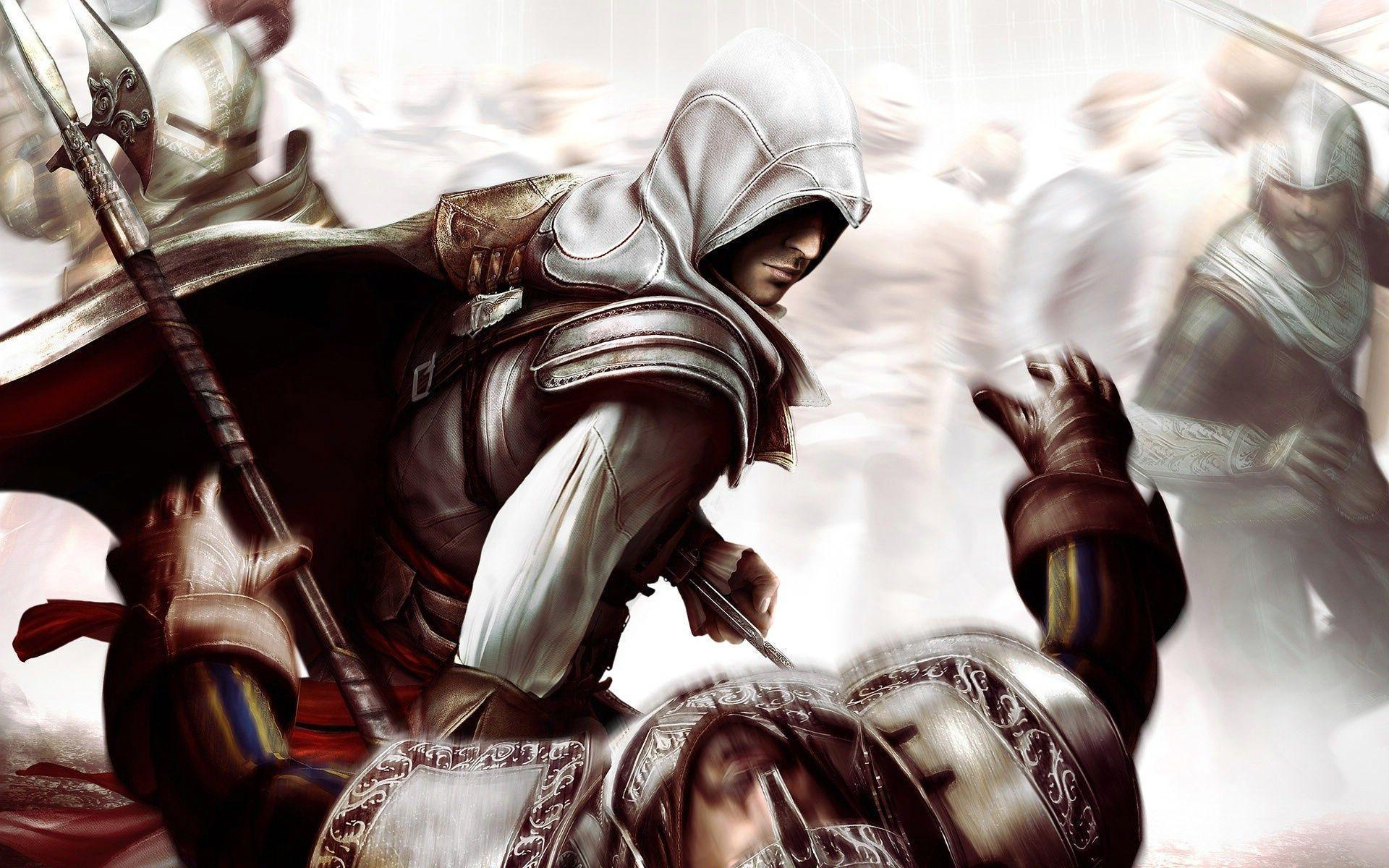 Assassins Creed 2 Wallpapers  Wallpaper Cave