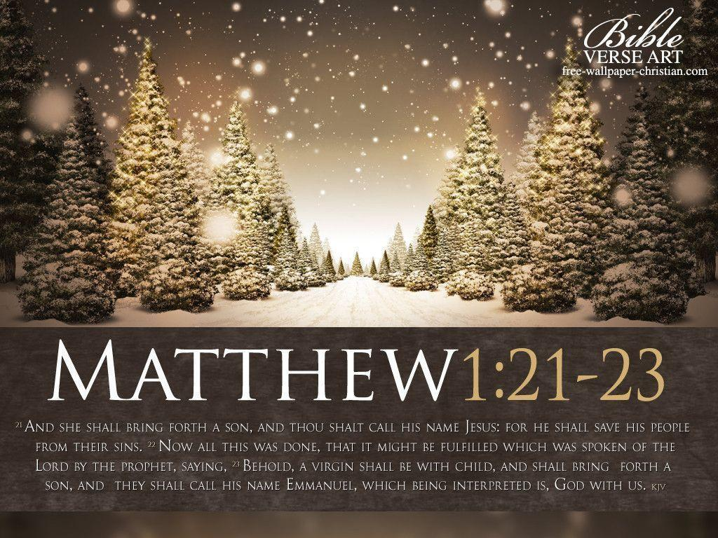 Bible Verse Desktop Backgrounds Winter