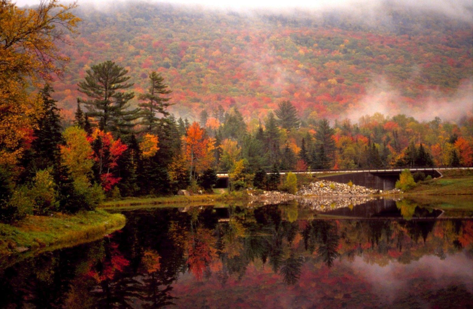 Upstate New York Fall Hd Wallpaper New England Fall Wallpapers Wallpaper Cave