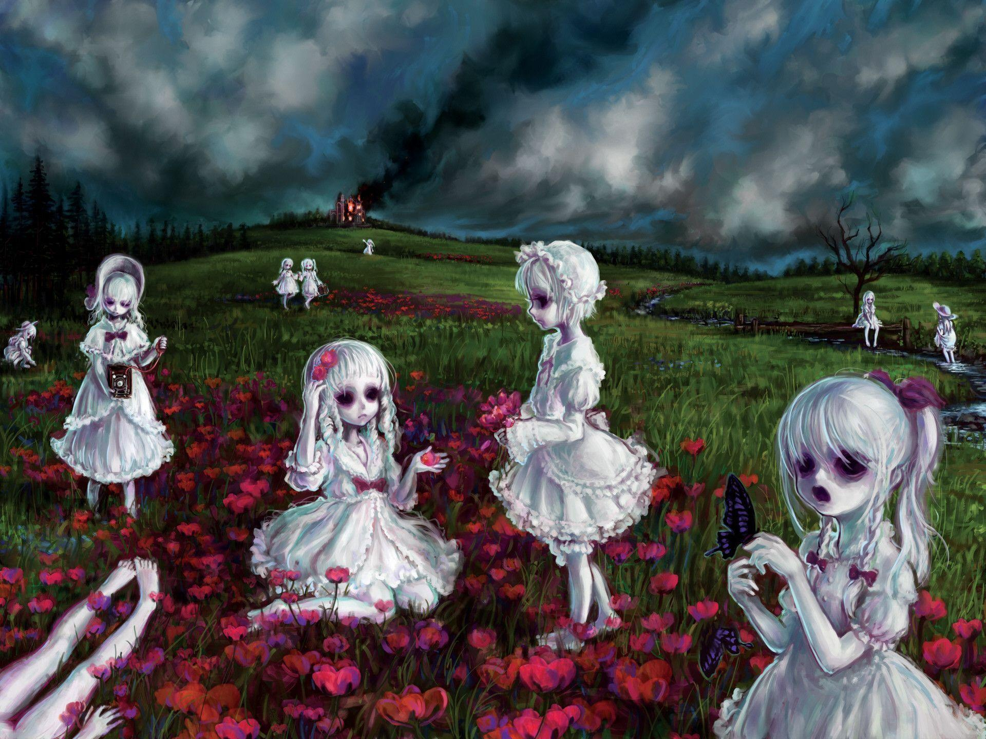Cute Girl N Boy Wallpapers Zombie Wallpapers Wallpaper Cave