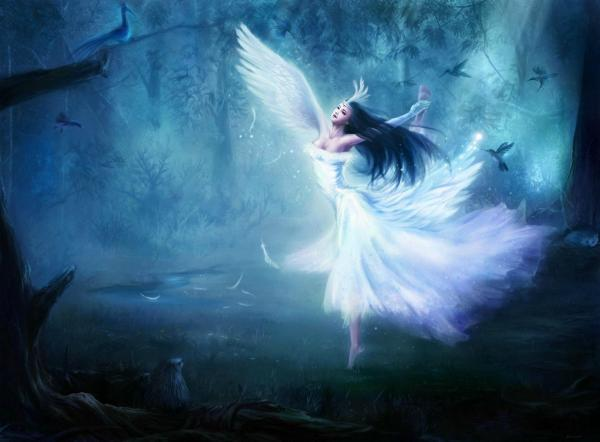 Fantasy Fairy Wallpapers - Wallpaper Cave