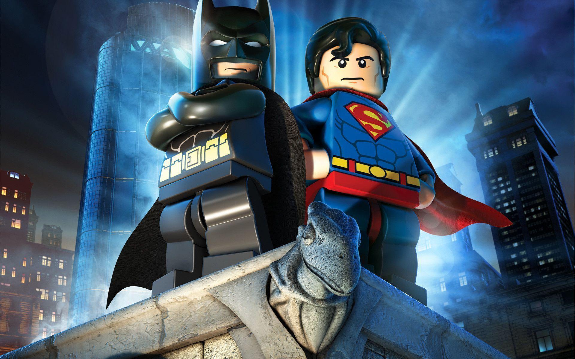 Lego Superheroes Wallpapers  Wallpaper Cave