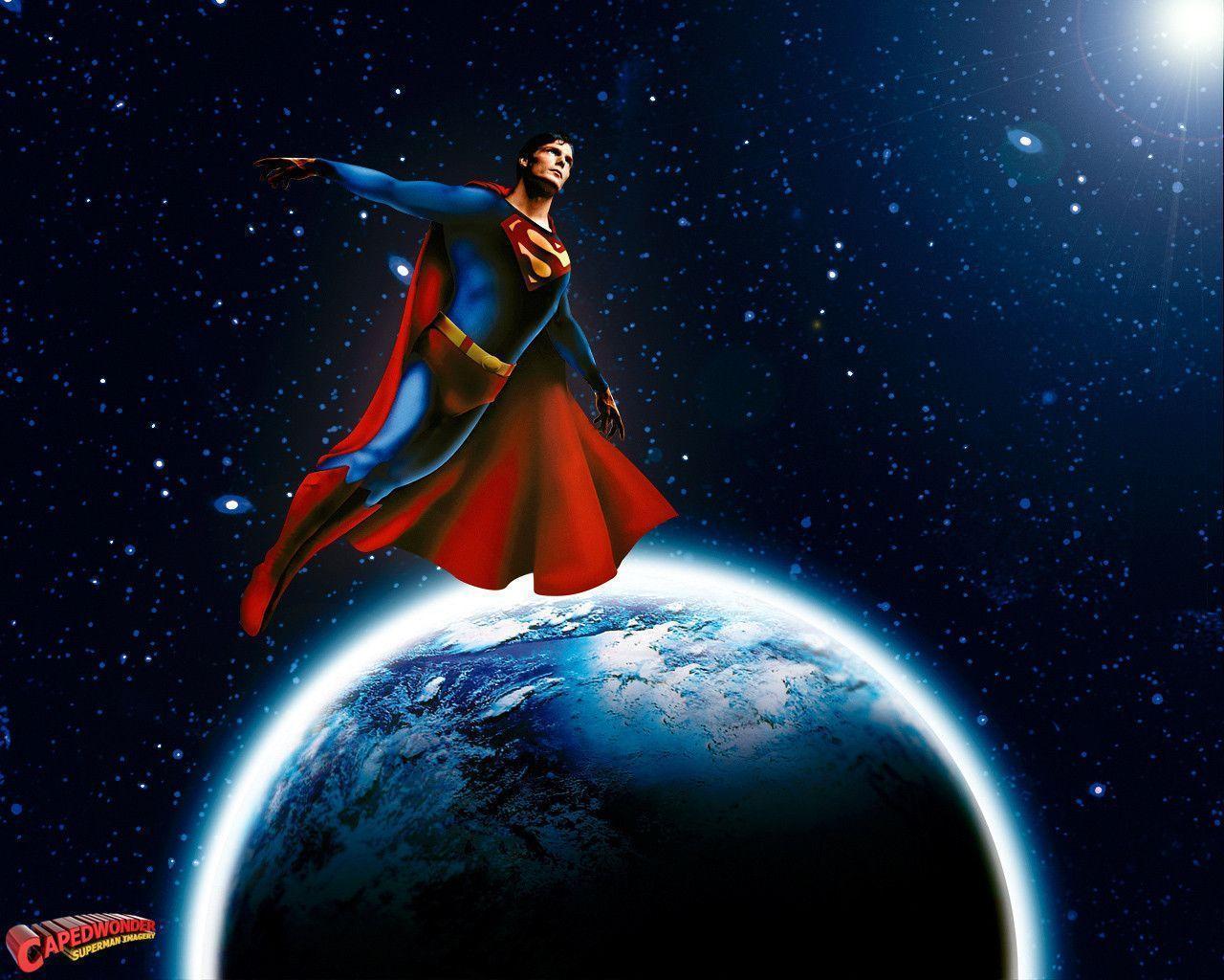 Superman Wallpaper Images Wallpaper Cave