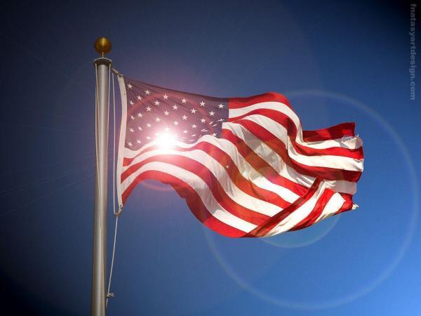 Bing Patriotic Wallpaper American Flag