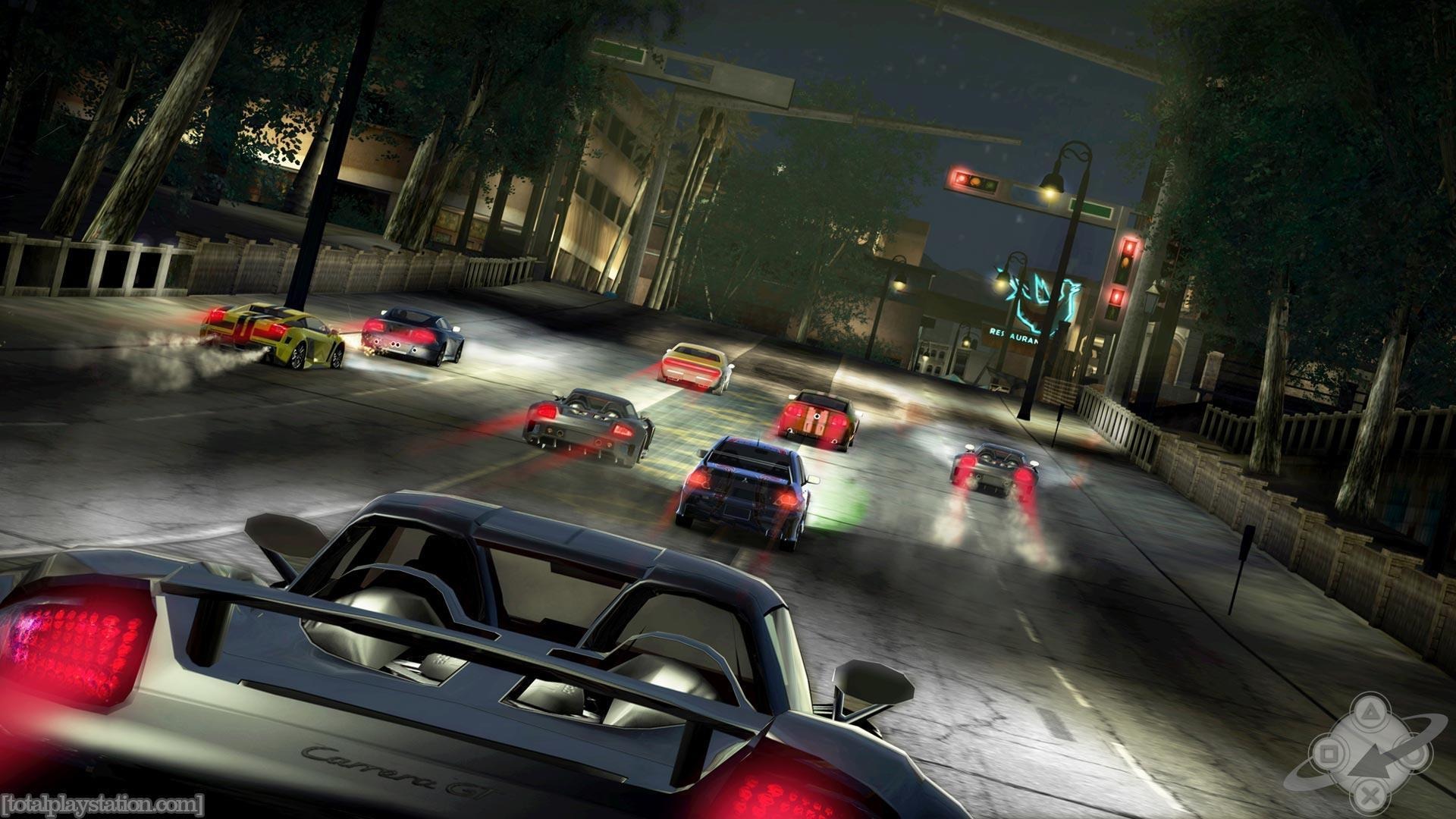Hd Nfs Cars Wallpapers Nfs Carbon Wallpapers Wallpaper Cave