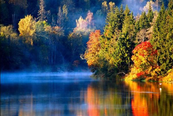 fall landscape wallpapers - wallpaper