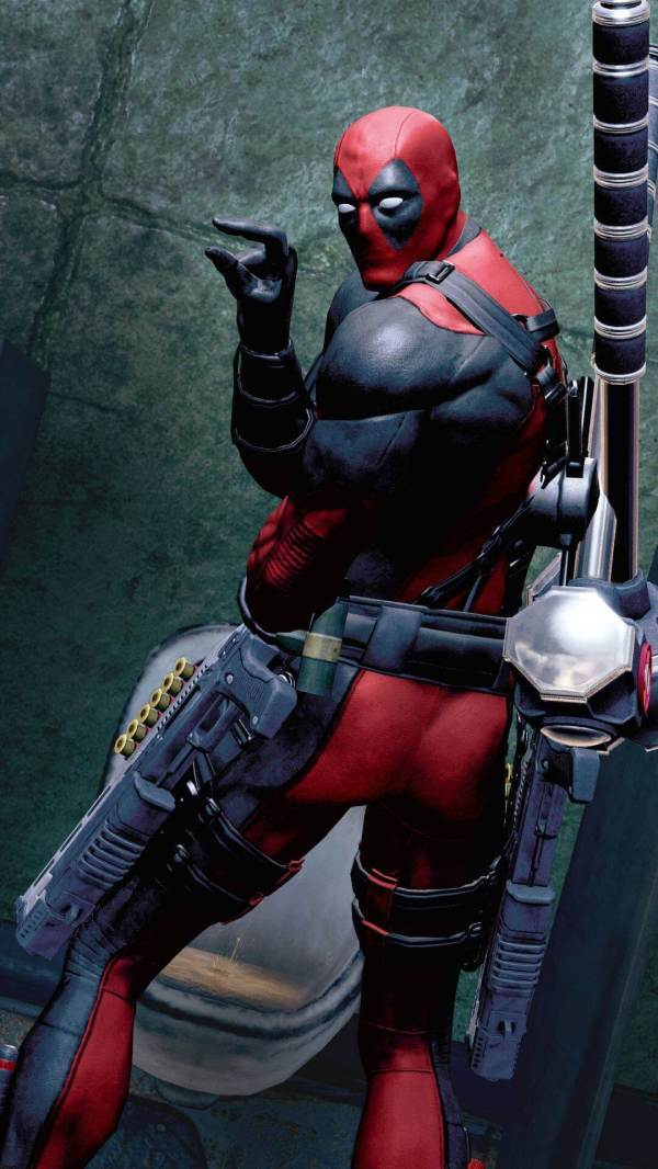 20 Deadpool Iphone Wallpapers Gallery Pictures And Ideas On Meta
