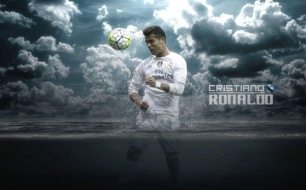 Wallpaper 3d C Ronaldo Wallpapers Cr7 2016 Wallpaper Cave