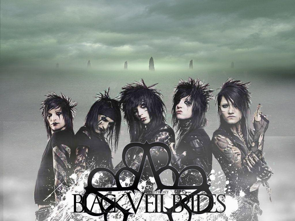 Falling In Reverse Wallpapers For Iphone 5 Black Veil Brides 2016 Wallpapers Wallpaper Cave
