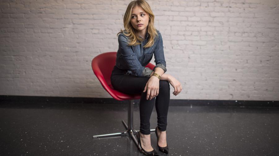 Chloe Grace Moretz 2015 Celebrities 4K Wallpapers