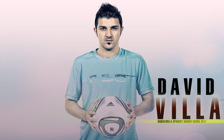 david villa wallpapers 2016