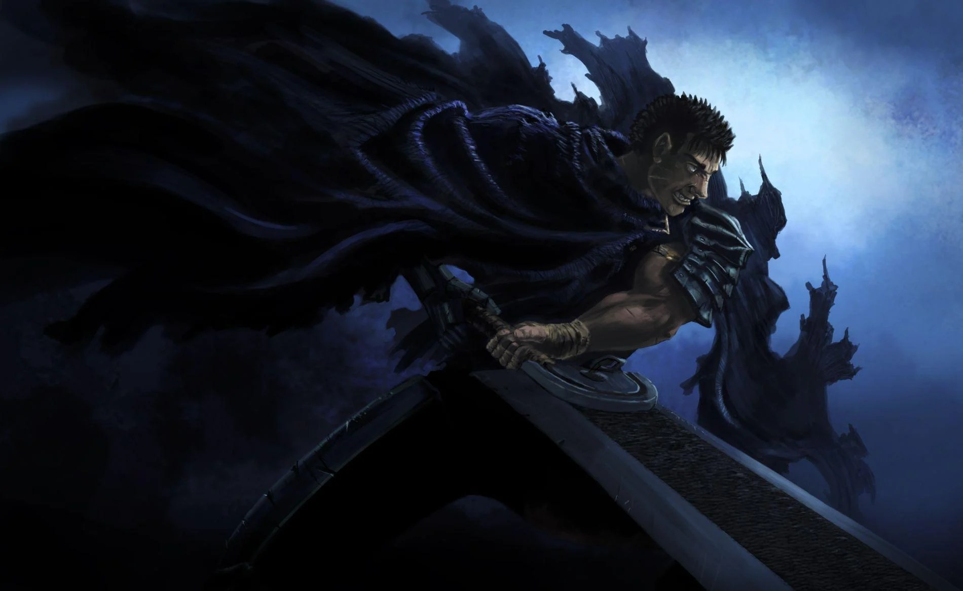 Berserk Iphone Wallpaper Berserk 2016 Wallpapers Wallpaper Cave