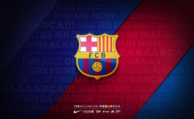 Fc Barcelona 2017 Wallpapers Wallpaper Cave