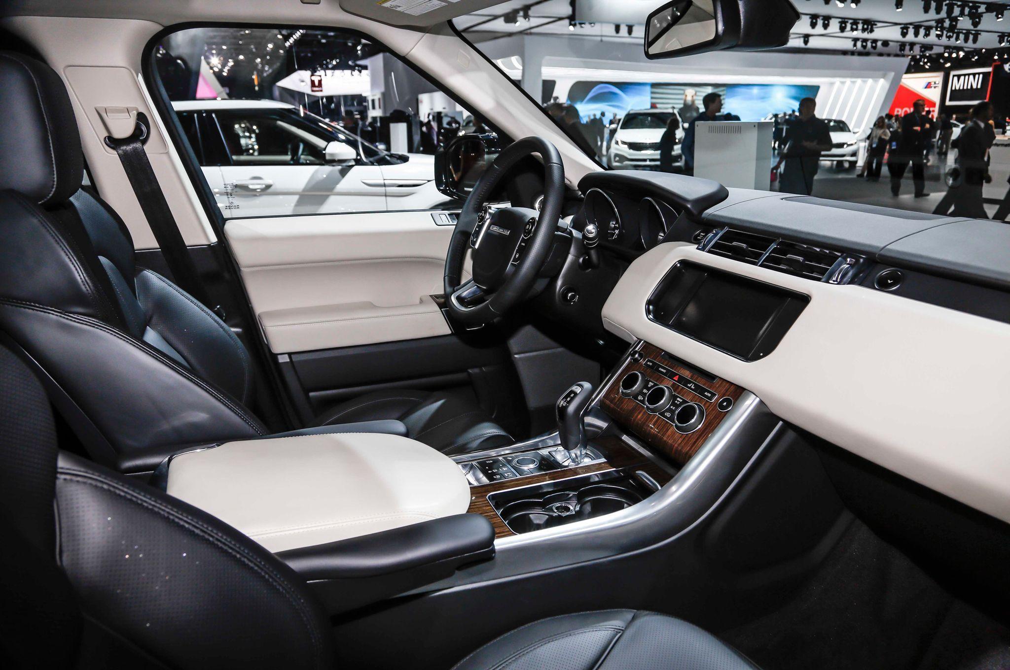 Range Rover Sport 2017 Wallpapers Wallpaper Cave
