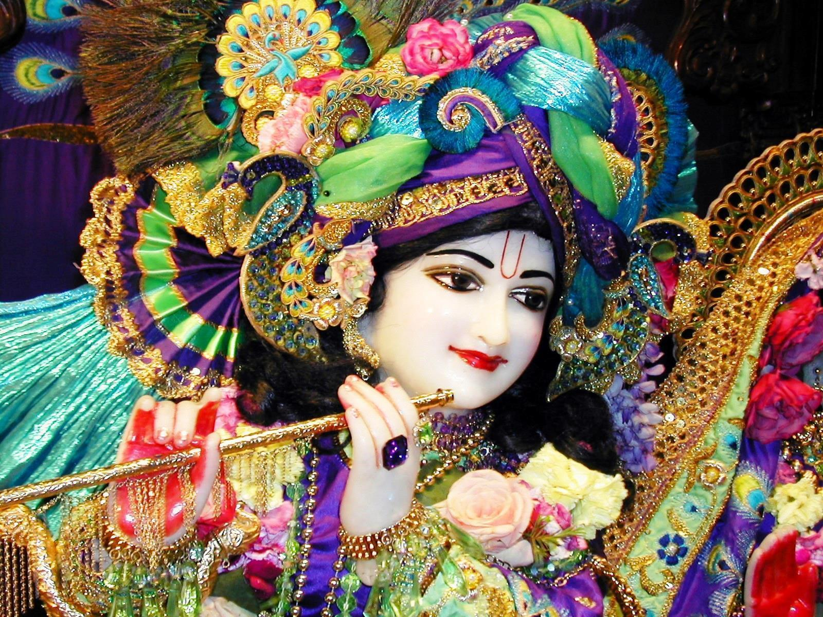 lord krishna wallpapers 2017