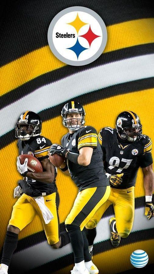 Pittsburgh Steelers Iphone Wallpaper Steelers Wallpapers 2017 Wallpaper Cave