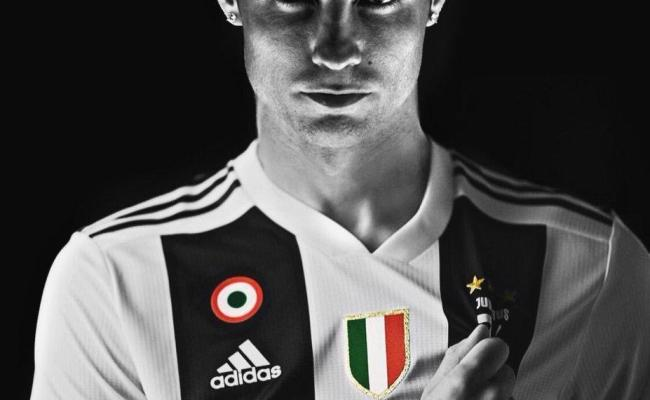 Cristiano Ronaldo Juventus Wallpapers Wallpaper Cave
